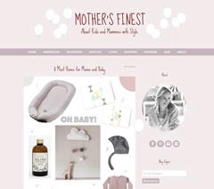 Blog: MOTHER'S FINEST – 8 Must Haves für Mama und Baby