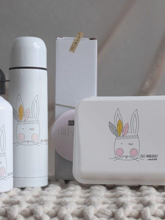 Brotdose Thermoflasche Trinkflassche für Kinder