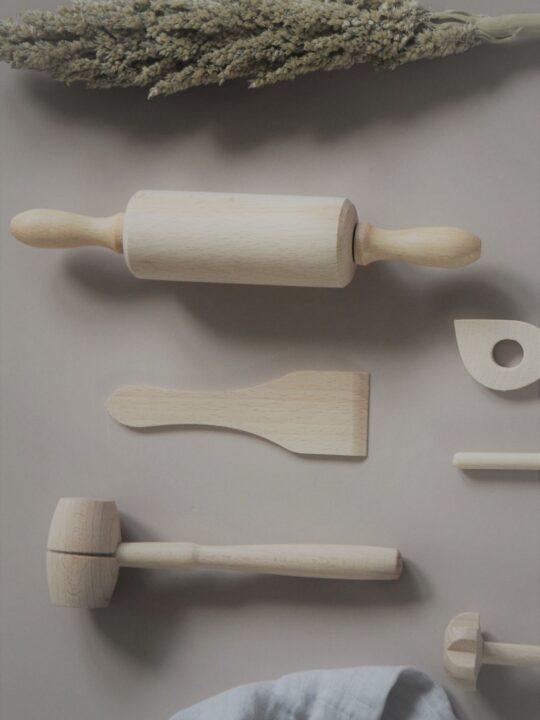 Kinder Küchenset aus Holz